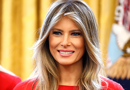 Quiz : How Much Do You Know About MELANIA TRUMP?