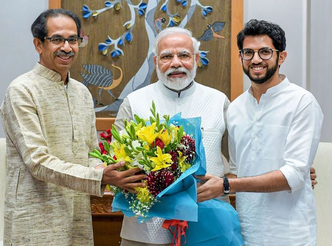 No need to fear CAA, NPR: Uddhav after meeting Modi
