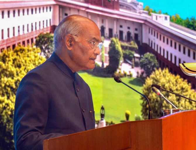 Prez praises judiciary's efforts for gender justice