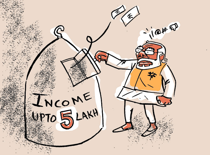 Why only 15 million Indians pay tax
