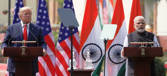 India, US finalise defence deals worth $3 billion