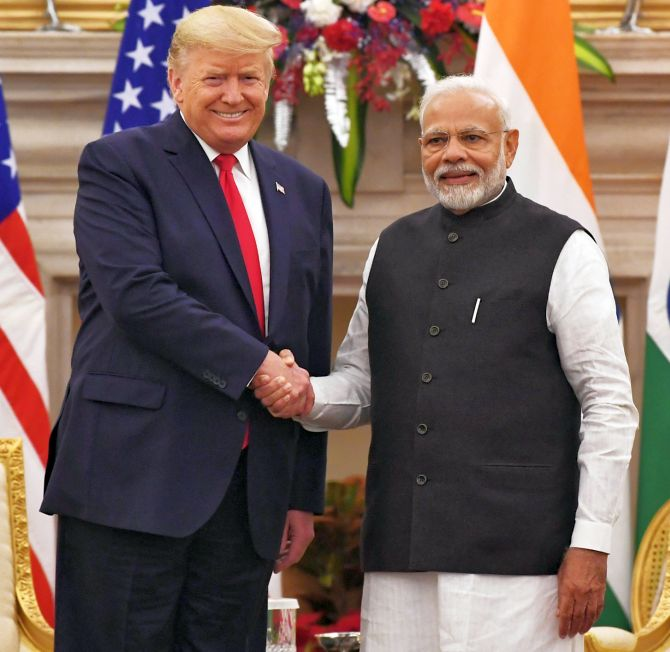 CAA did not come up during Modi, Trump talks: FS