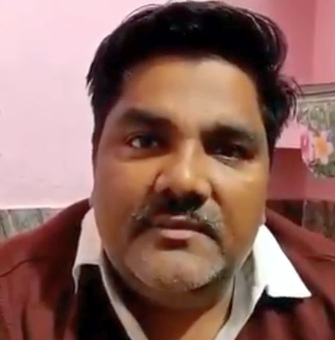 AAP's Tahir Hussain denies role in IB staffer killing