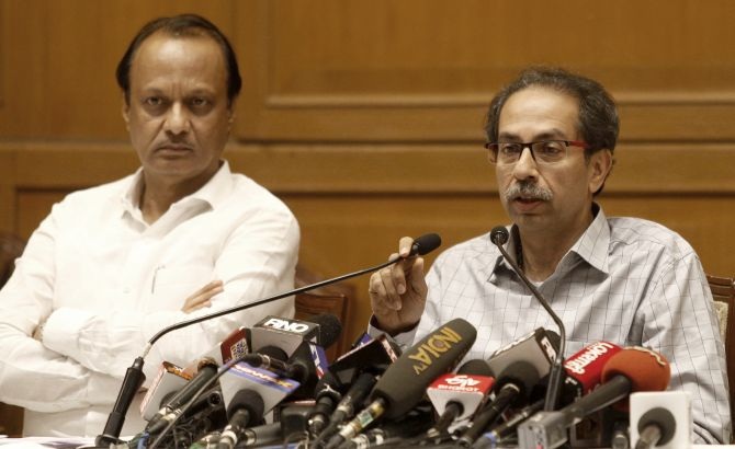 Muslim quota in M'ashtra? NCP says yes, Sena says no