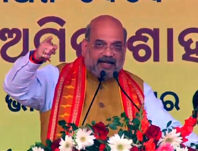 Opposition inciting riots over CAA: Shah