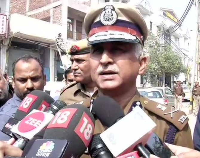 Will bring every culprit to justice: Delhi top cop