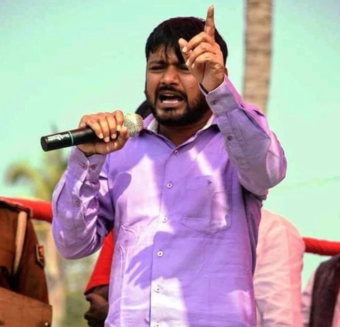 Delhi govt okays prosecution of Kanhaiya Kumar