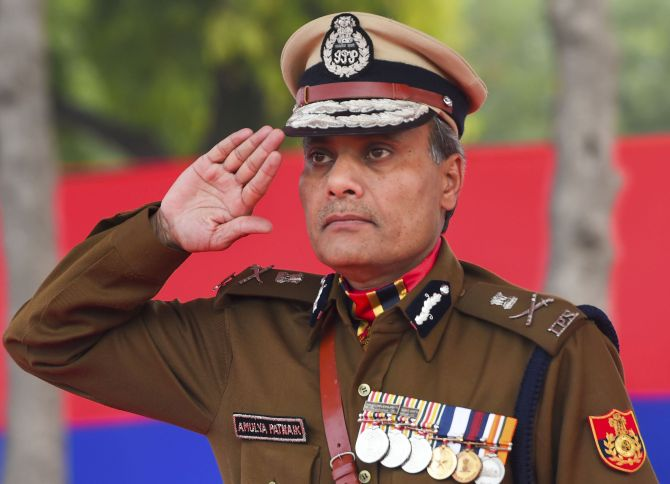 Patnaik leaves Delhi police with credibility crisis