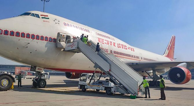 China delaying plane to evacuate Indians: Sources