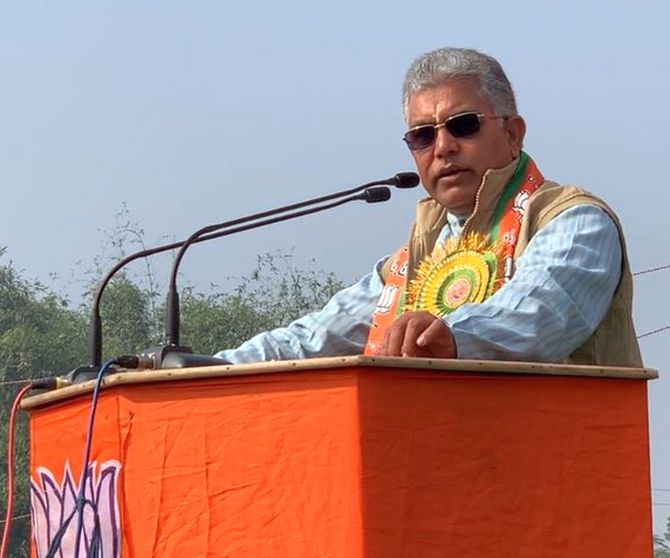 What you must know about Bengal's BJP chief