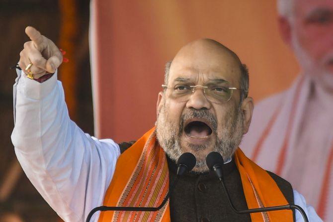 Mayawati accepts Shah's challenge for CAA debate