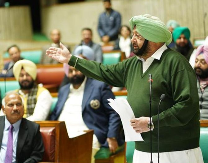 Punjab to challenge CAA in SC; house adopts resolution