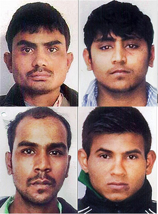 3 Nirbhaya convicts move ICJ, seek stay on hanging