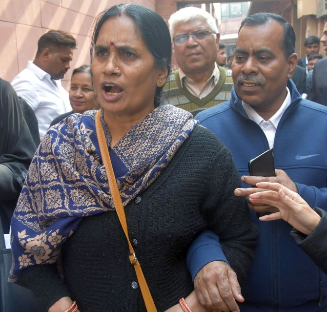How dare she: Nirbhaya's mom on lawyer's pardon urge