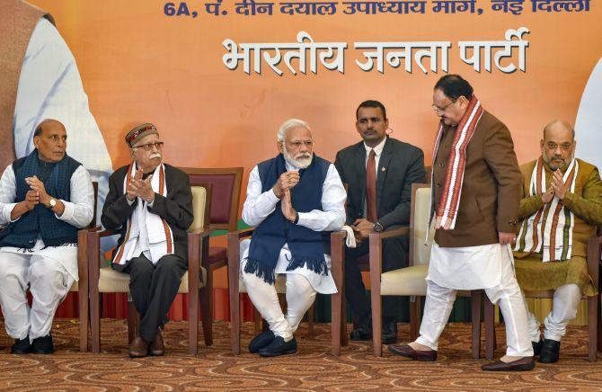 Is the Modi regime looking like UPA II?