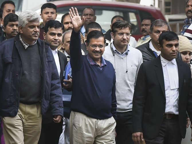 No deliberate delay: Delhi CEO on Kejriwal nomination