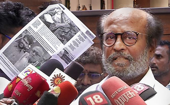 Why Rajini's 'Periyar row' is not a vote-catcher