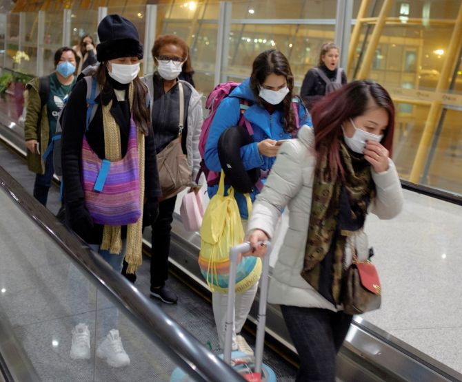 Coronavirus outbreak: 41 dead, 1287 affected in China