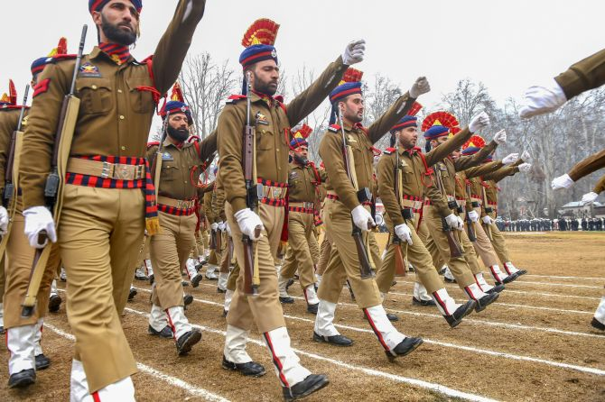 R-Day passes off peacefully in Kashmir
