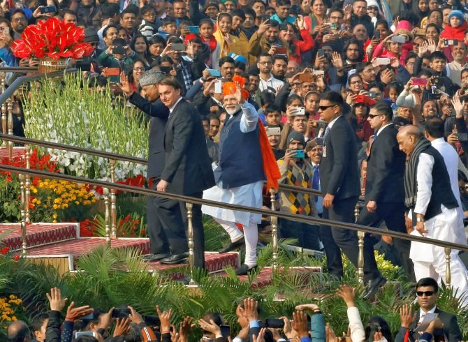 VOTE! Should Republic Day celebrations be cancelled?