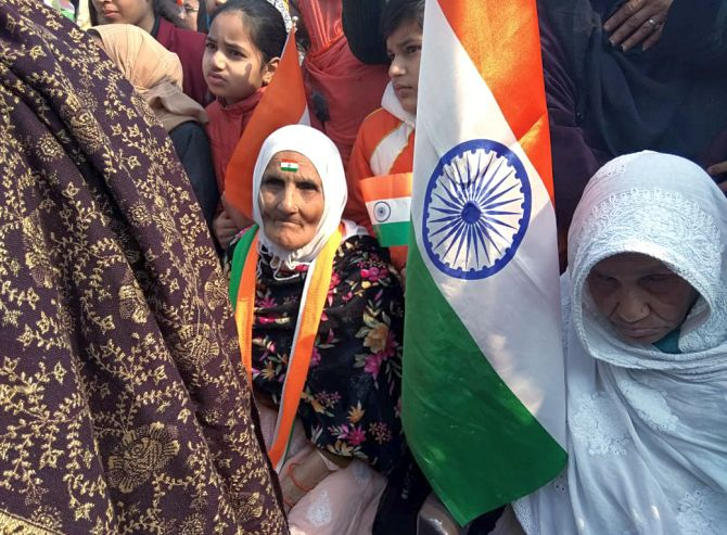 Muslim women are fighting for the Idea of India
