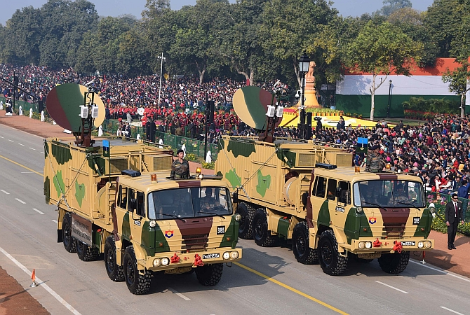 'Marching on Rajpath was exhilarating'