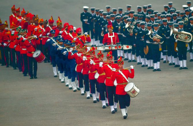 Watch Live! Beating the Retreat ceremony