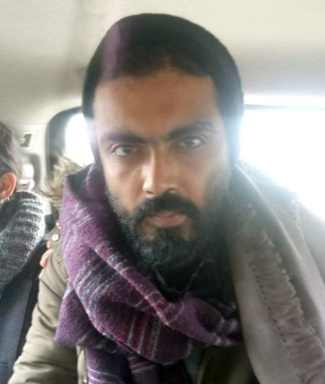 Anti-CAA activist Sharjeel Imam arrested in Bihar