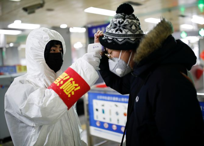Toll in China's coronavirus soars to 132