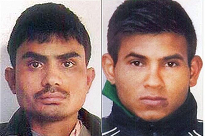 As execution nears, 2 Nirbhaya convicts move SC, Prez