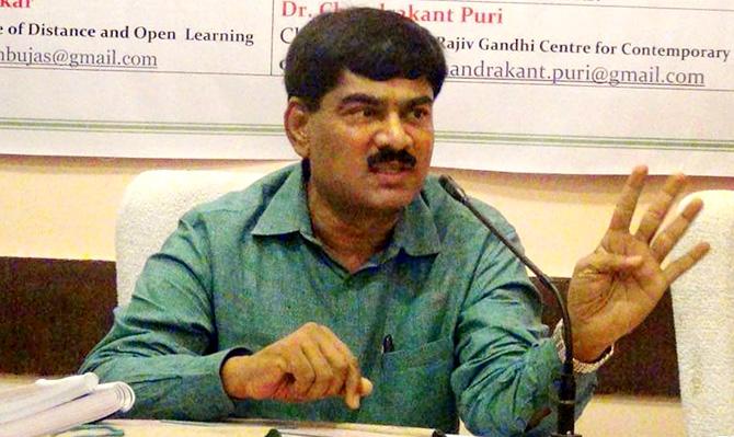 Dr Sanjay Lakhe Patil