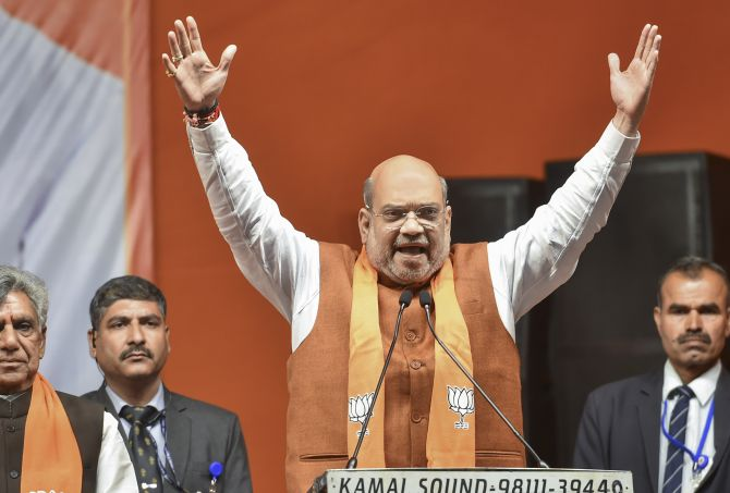 7 things BJP did/said to sway Delhi elections