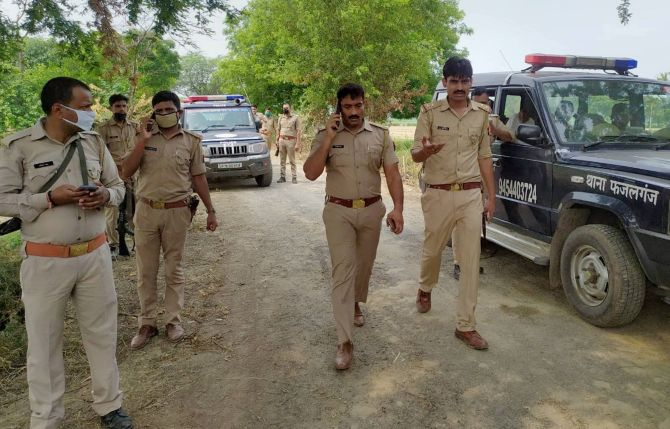 UP govt in line of fire over Kanpur encounter