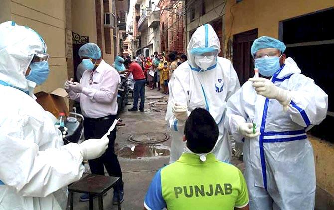 81% Covid cases in Punjab are UK variant: Amarinder