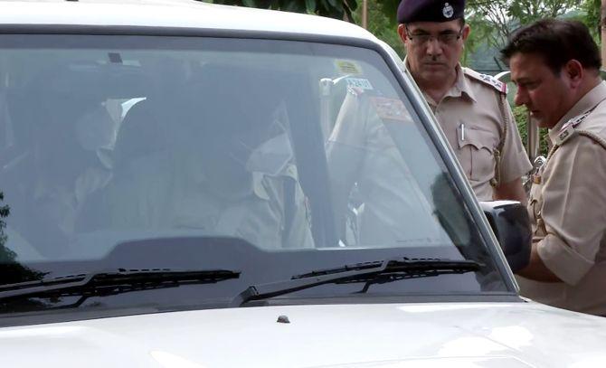 Raj cops couldn't enter hotels hosting dissident MLAs
