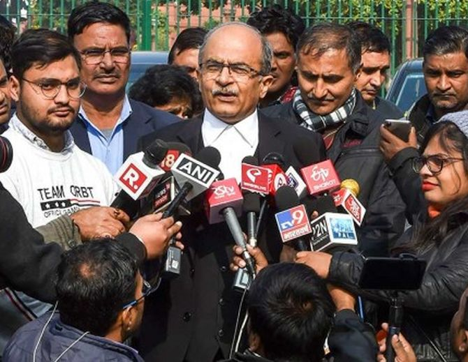 Contempt case: Bhushan seeks to present more evidence