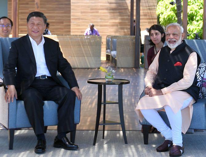Modi's India First angers Xi