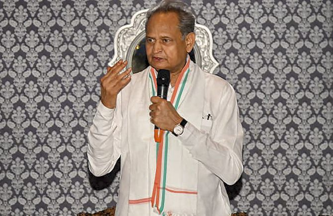 Why do you need trust vote? Rajasthan Guv asks Gehlot
