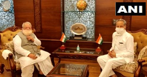 Raj Guv cancels Independence Day event over Covid-19