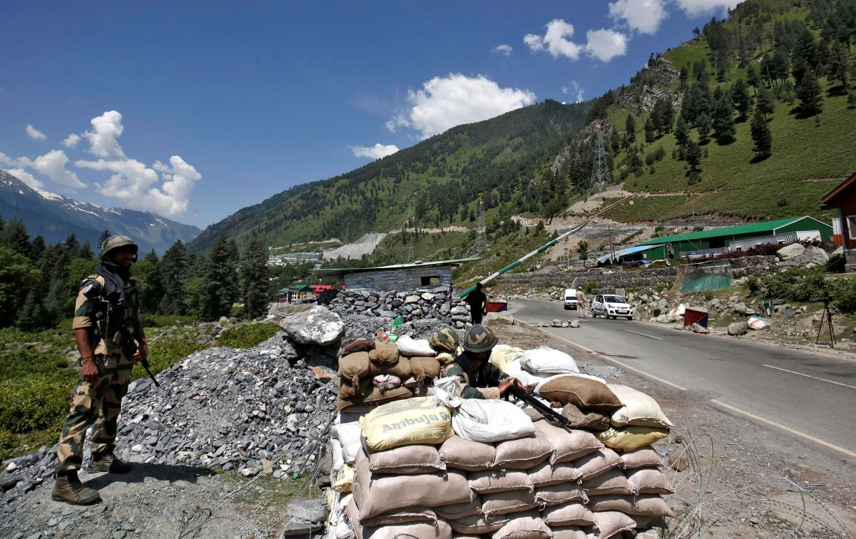No infiltration at China border in 6 months: Govt