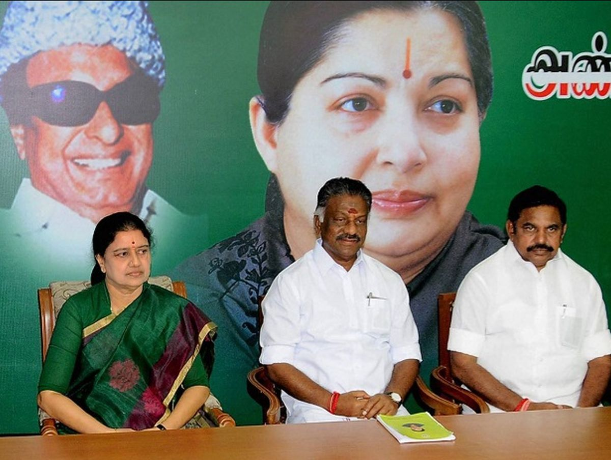 Why the AIADMK leadership is nervous about Sasikala