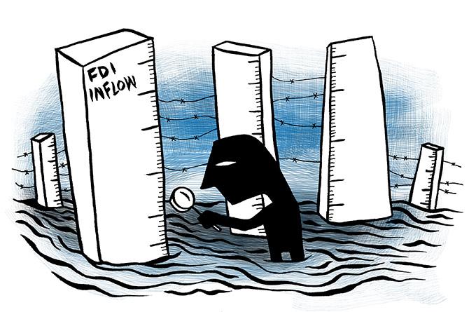 Despite Covid-19, FDI into India rose by 13% in 2020