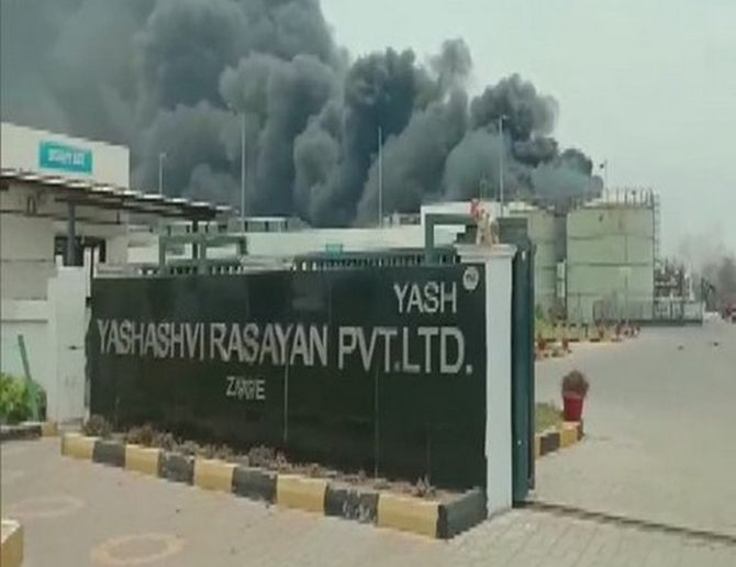 8 dead, 50 injured in boiler blast at Gujarat factory