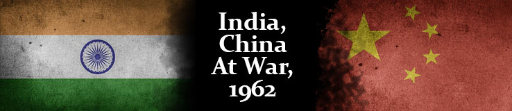 India, China At War, 1962
