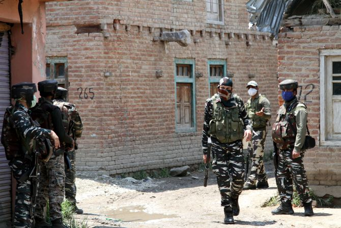 Jaish IED expert among 3 terrorists killed in Pulwama