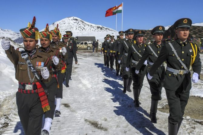 India, China armies agree to 'cool down' situation