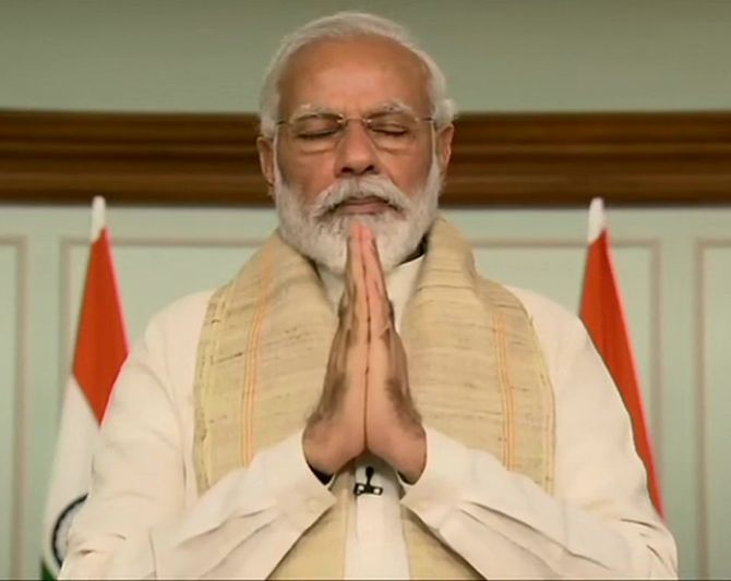 PMO issues clarification over Modi's Ladakh remarks