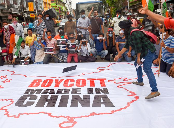 Why Indians must BOYCOTT Chinese products