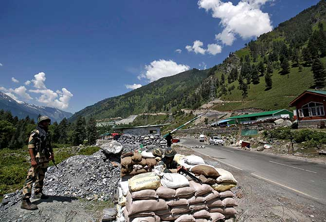 Ladakh Stand-off: Be prepared to meet fire with fire 61