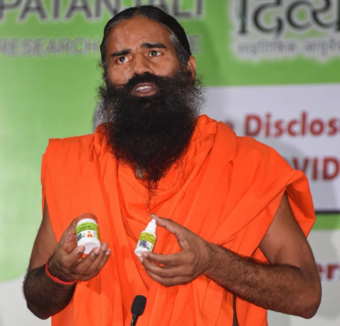 Never claimed Coronil can cure Covid: Patanjali